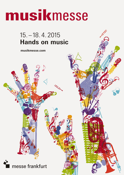 Internationale Musikmesse Frankfurt 2015